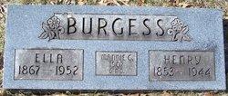 Henry Burgess
