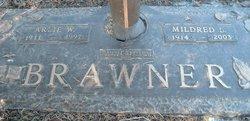 Mildred Lucille <i>Whitaker</i> Brawner