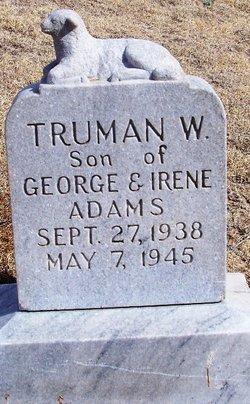 Truman Wayne Adams