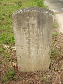 Harry Frank Arthur