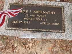 Leroy F Abernathy