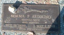 Norma Faye <i>Brawner</i> Ardolino