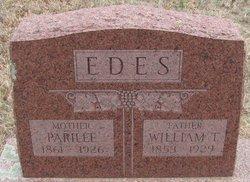 Parilee <i>Wilson</i> Edes