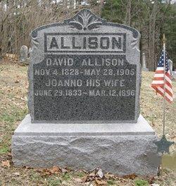 Joanna <i>Gibson</i> Allison