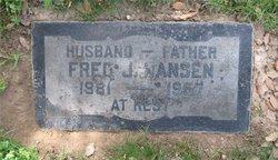 Fred J. Hansen
