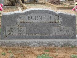 Howard Burnett
