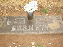 Archie Burnett