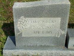 Abbie Pauline <i>Smith</i> Autry
