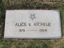 Alice Louise <i>Bowen</i> Aichele