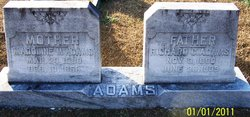 Madoline Mariah <i>Corbin</i> Adams