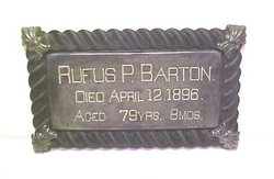 Rufus P Barton