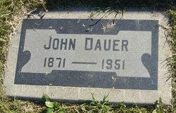 John D. Dauer