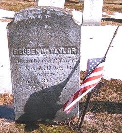 Reuben Wood Taylor