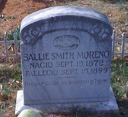 Sallie Smith Moreno
