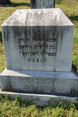 Dora <i>Jacobs</i> Brody