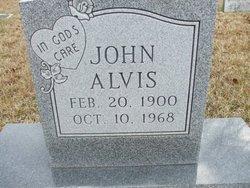 John Alvis