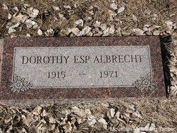 Dorothy Madeline <i>Esp</i> Albrecht