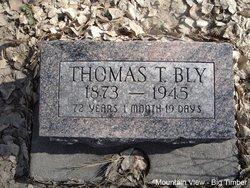 Thomas T Bly