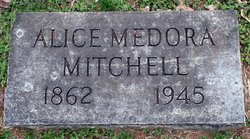 Alice Medora <i>Young</i> Mitchell
