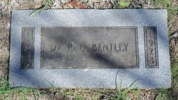 Dr H. G. Bentley