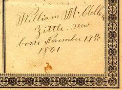 William McClellan Zittle
