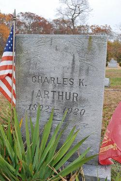 Charles K Arthur