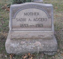 Sara Ann Sadie <i>Miller</i> Aggers