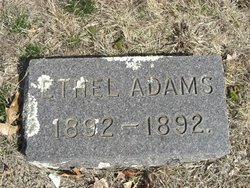 Ethel Adams