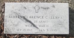 Aubrey Clarence Callaway