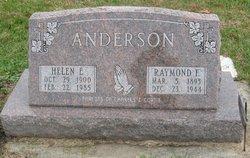 Raymond Frank Anderson
