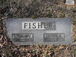 Lorna May <i>Wachter</i> Fisher