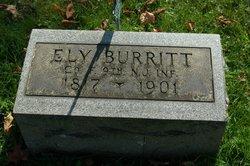 Ely Burritt