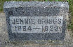 Jennie Mae <i>Chambers</i> Briggs