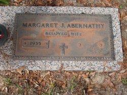Margaret J Abernathy