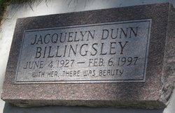Jacquelyn <i>Dunn</i> Billingsley