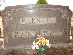 Jewell Minnie Burnett