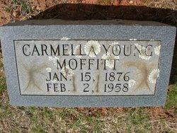 Mattie Carmella <i>Young</i> Moffitt