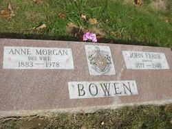Anne <i>Morgan</i> Bowen
