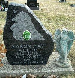 Aaron Ray Aller