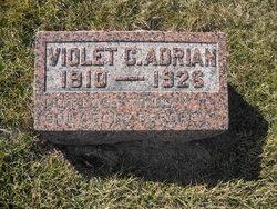 Violet C Adrian