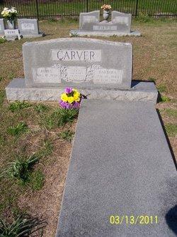 Barbara <i>Wright</i> Carver