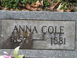 Anna Cole