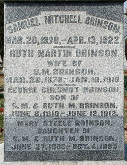 Samuel Mitchell Brinson