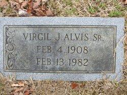 Virgil J Alvis, Sr