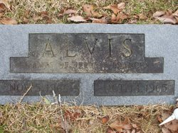 Infant Alvis