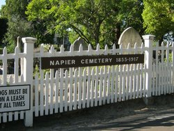 Old Napier Hill Cemetery