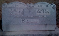 Aliziraha Easter Alice <i>Patton</i> Bell