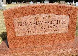Emma May McClure