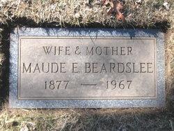 Maude E. <i>Woodruff</i> Beardslee