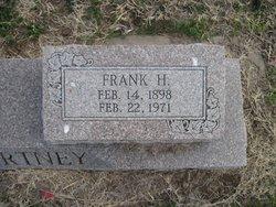 Frank Hobart Courtney